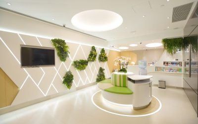 Organic Modern Interior Design Clinic